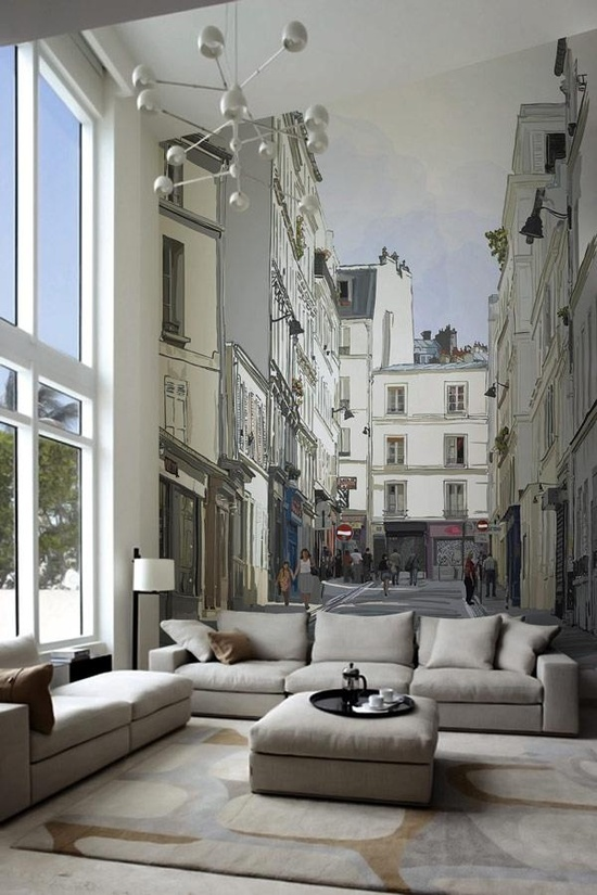 Wall Murals That Will Bring Your Room to Life