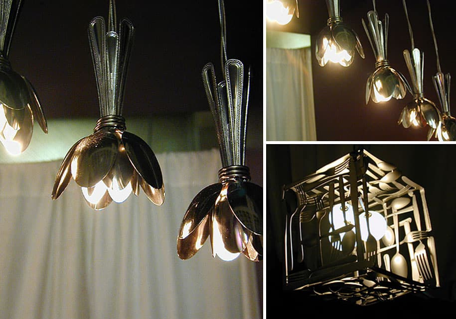 designed by francois legault - Cloud Lamp Diy