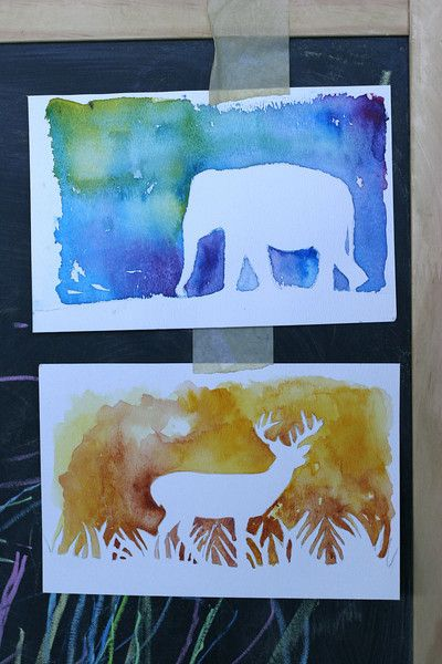25 DIY Art Projects You Can Make With Watercolors -DesignBump