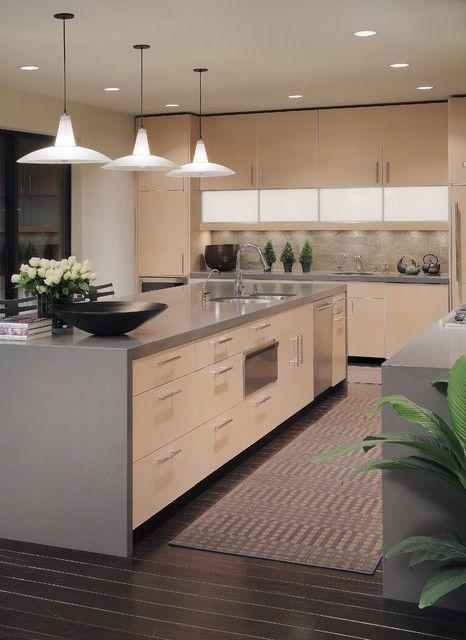 Kitchen Design Examples discover 40 examples of modern kitchen design ideas -designbump