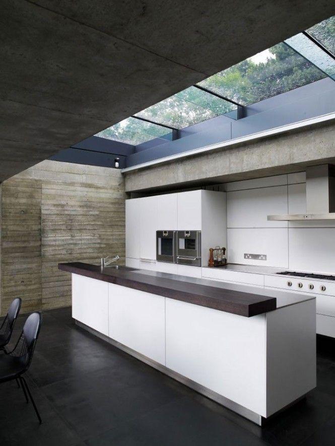 Designbump Wpcontent Uploads 2014 10 Modernkitchendesign Prepossessing Modern Kitchen Design Ideas 2014 Decorating Design