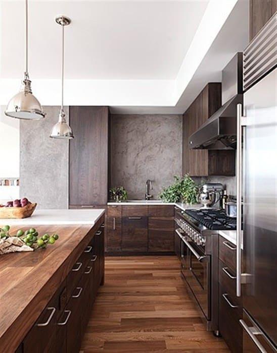 Modern Kitchen Design 011