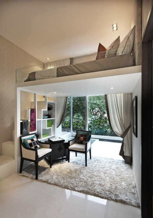 Apartment Designs 37 cool small apartment design ideas -designbump