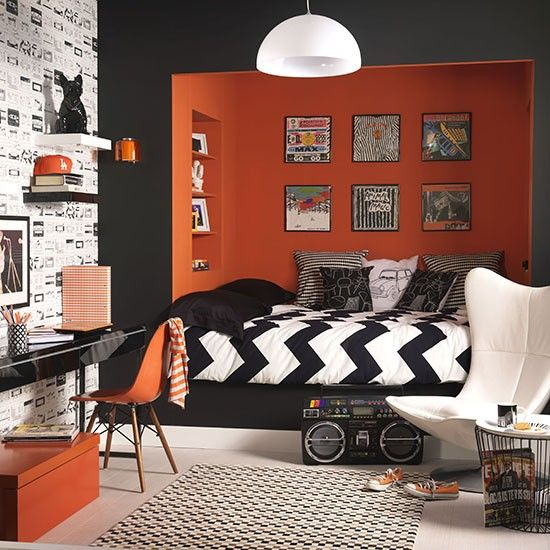 30 Awesome Teenage Boy Bedroom Ideas DesignBump
