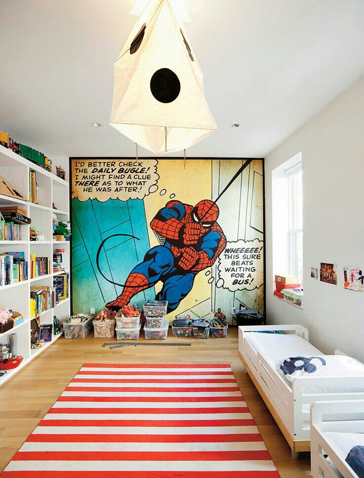 30 Awesome Teenage Boy Bedroom Ideas -DesignBump on Small Bedroom Ideas For Teenage Guys  id=35274
