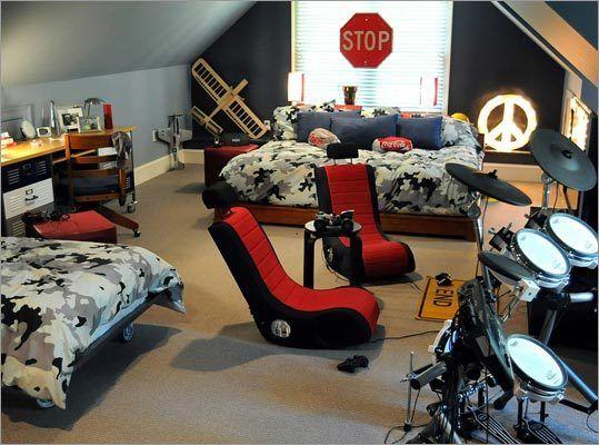 Teenage Boys Bedroom Ideas 017