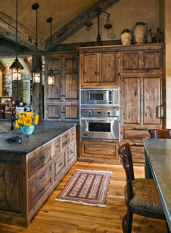 rustic kitchen ideas 40 rustic kitchen designs to bring country life designbump. Interior Design Ideas. Home Design Ideas