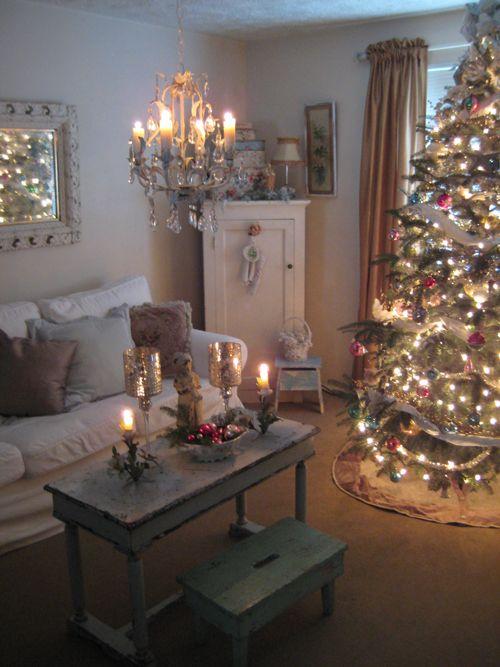 41 Christmas Decoration Ideas For Your Living Room Designp