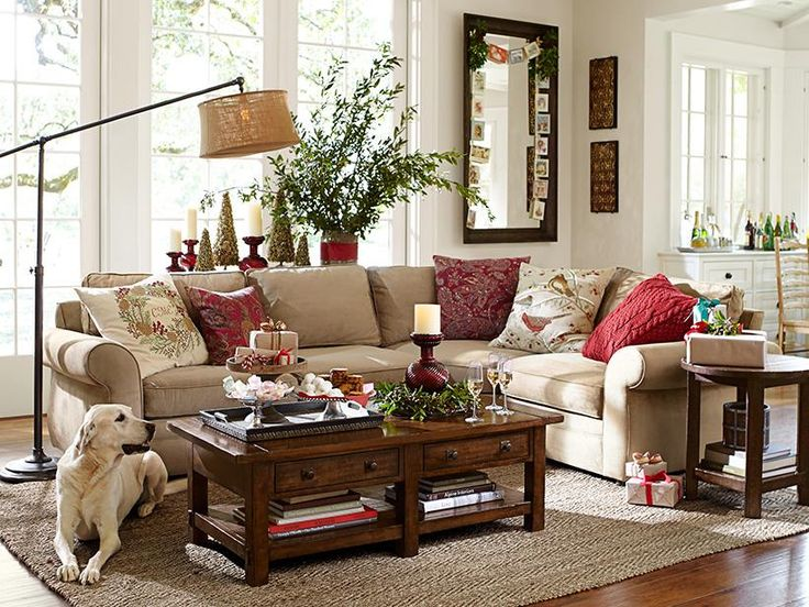 41 christmas decoration ideas for your living room designbump