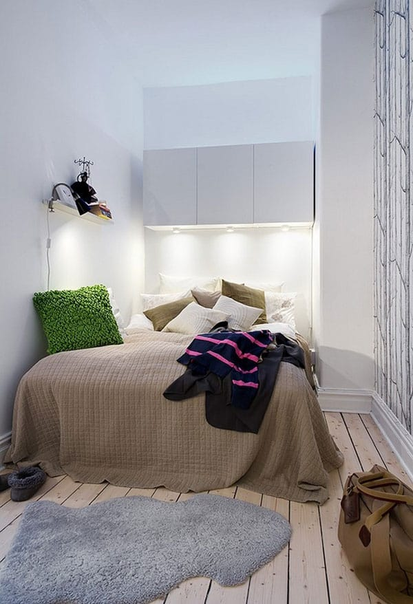 Decorating Tiny Bedrooms 53 small bedroom ideas to make your room bigger -designbump
