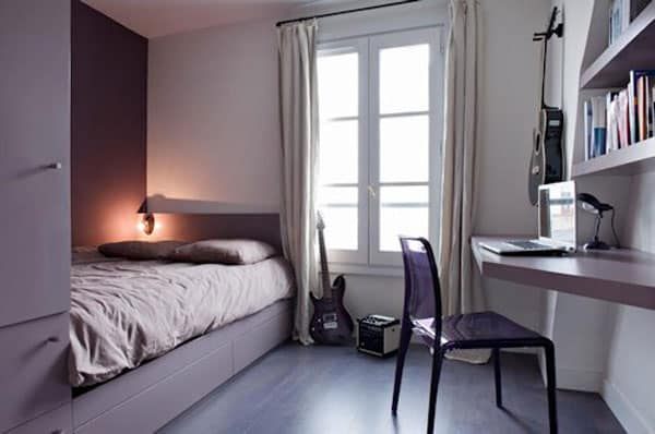 Bedroom Ideas Small 53 small bedroom ideas to make your room bigger -designbump