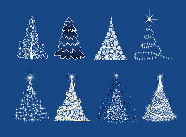 47 Best Free Christmas Vector Graphics Designbump