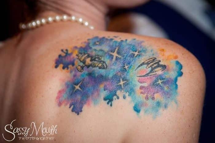 Starship tattoos