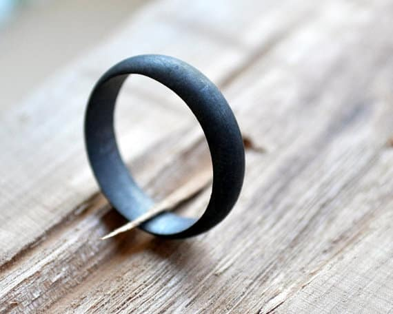 Wood Rings by Simply Wood Rings: Wedding Rings for Men