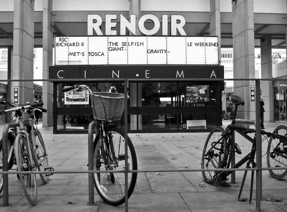 Cinema Russell Square 4