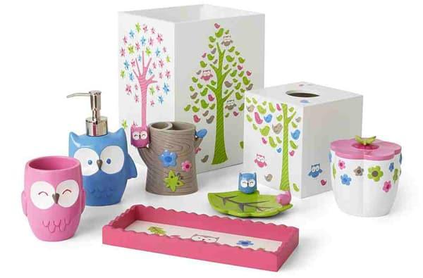 40 Totally Cute Bathroom Accessories for Kids DesignBump