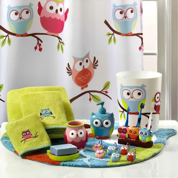 40 totally cute bathroom accessories for kids -designbump