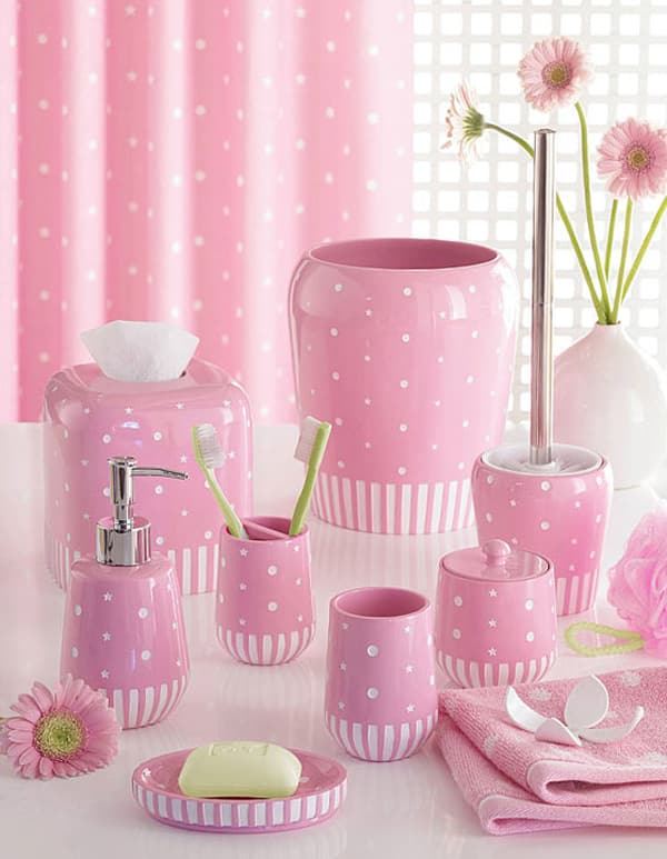 Bathroom Accessories For Girls Interior Design - Bathroom accessories for girls
