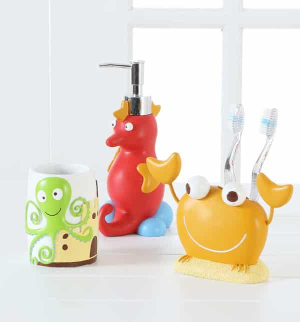 40 totally cute bathroom accessories for kids -designbump