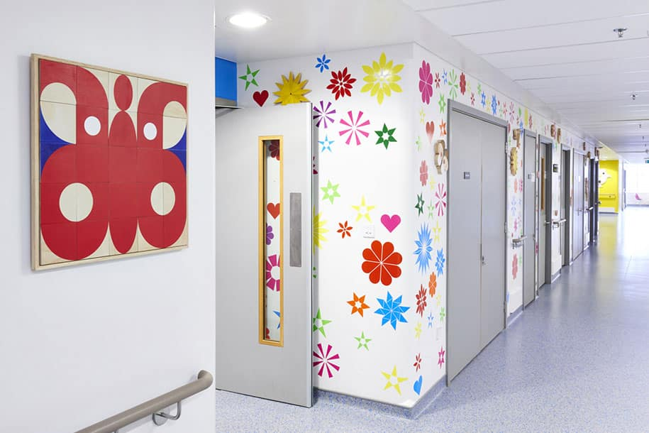 15 Designers And Artists Decorate Children S Hospital
