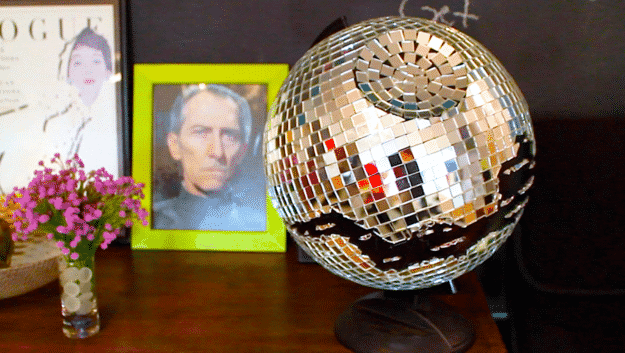 Death Star Disco Ball