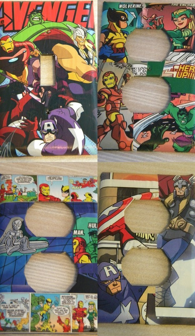 23 DIY Ideas For Making An Awesome Superhero Bedroom DesignBump