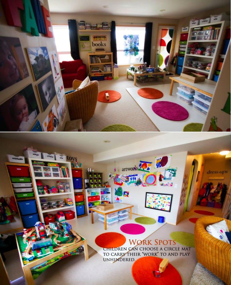 Homeschool Classroom Design ~ Most beautiful classroom decor designs designbump