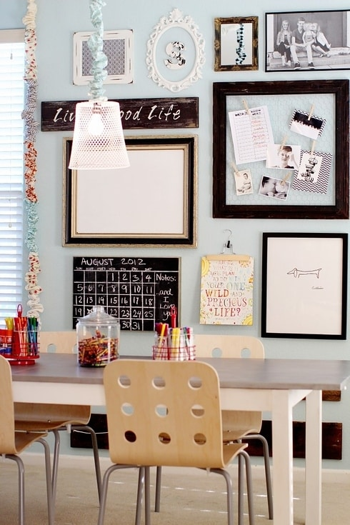 Toddler Room Layout