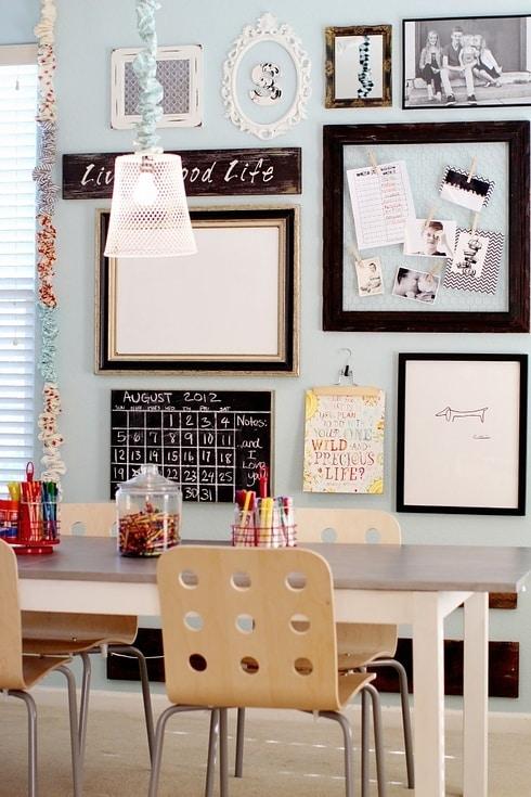 Modern Classroom Plan ~ Most beautiful classroom decor designs designbump