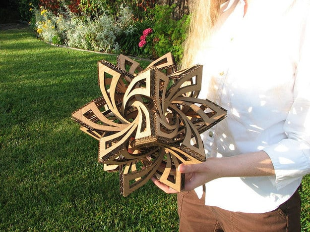 27 Clever Diy Crafts You Can Make With Cardboard Designbump