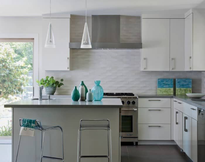 95 contemporary kitchen backsplash ideas  designbump