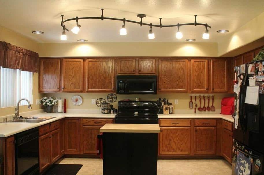 Kitchen Overhead Lighting Ideas – Kitchen Light Ideas