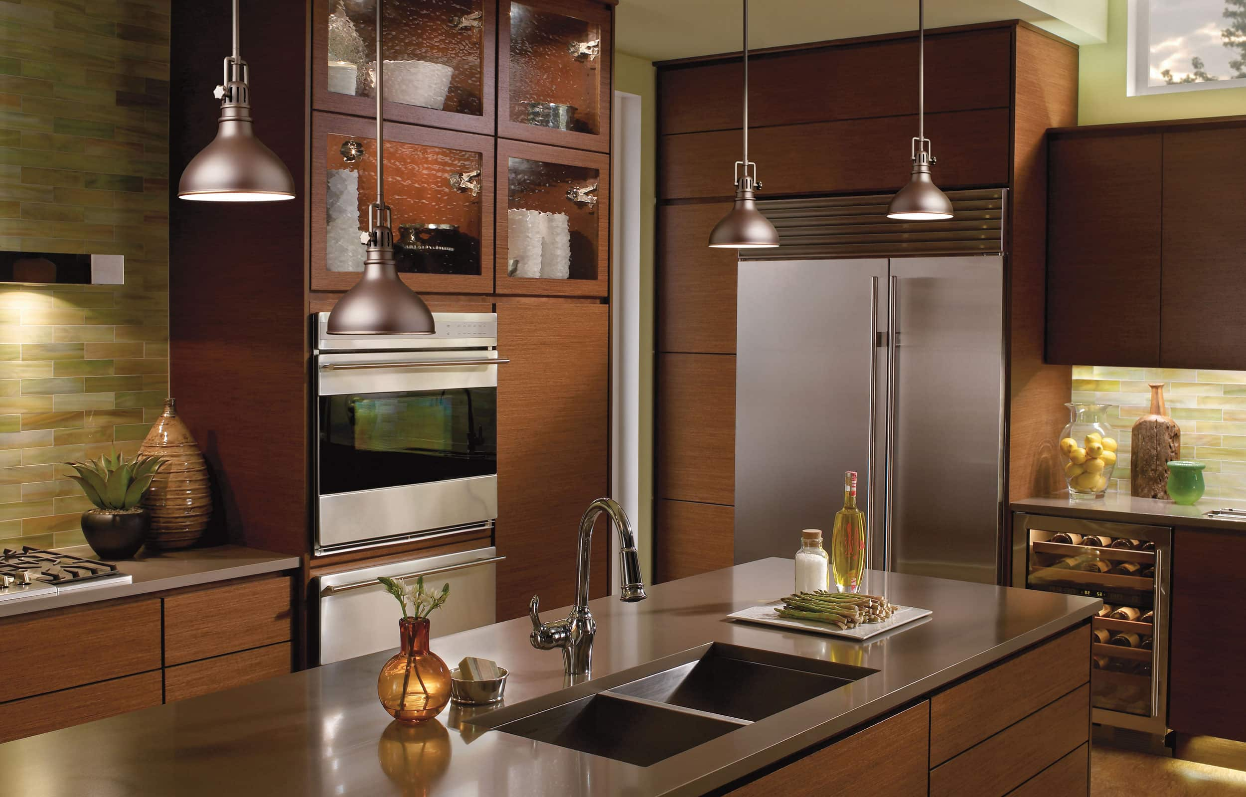 Kitchen Lighting Pics 29 Inspiring Kitchen Lighting Ideas Designbump