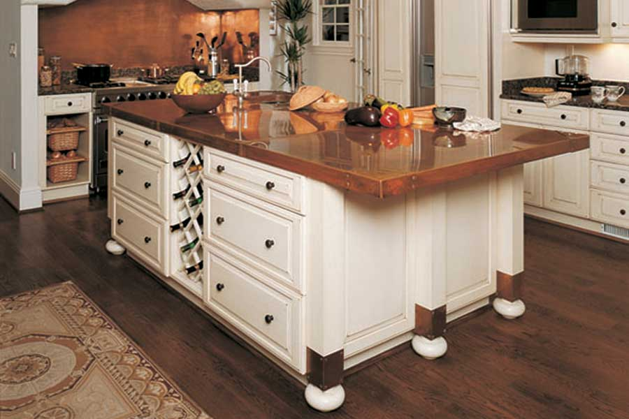 Kitchen Island Pics 24 most creative kitchen island ideas -designbump