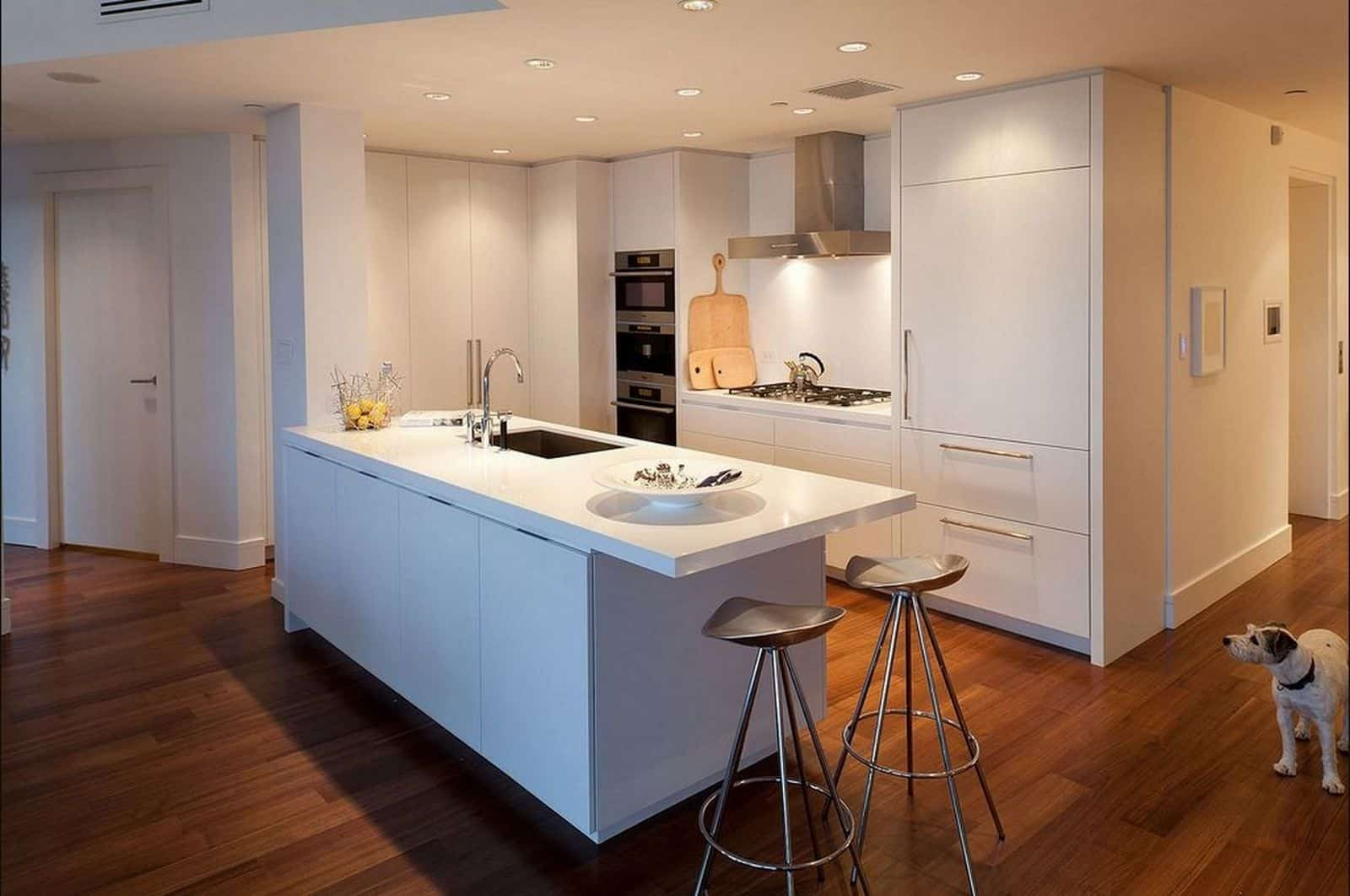 Kitchen Islands Add Beauty Function And Value To The: 24 Most Creative Kitchen Island Ideas -DesignBump