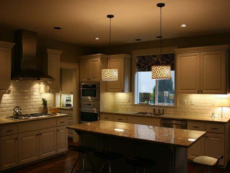 kitchen lamps ideas - Kitchen Lighting Design Ideas
