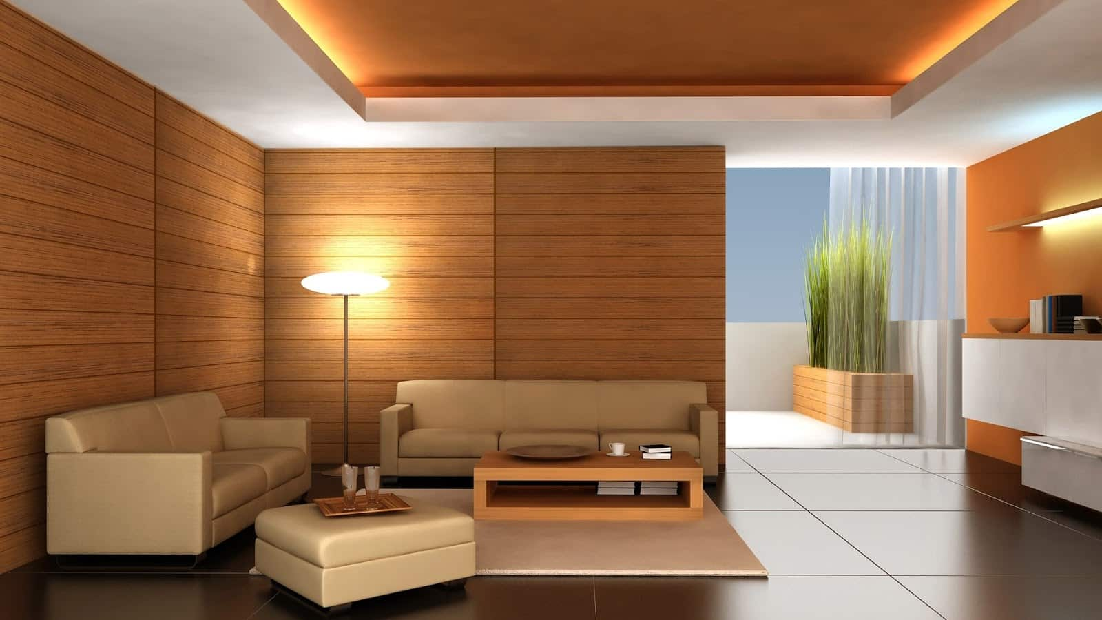 23 contemporary living room ideas -designbump