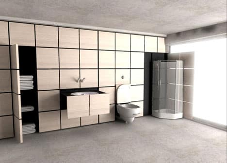 12 Futuristic Bedroom Bathroom Ideas DesignBump