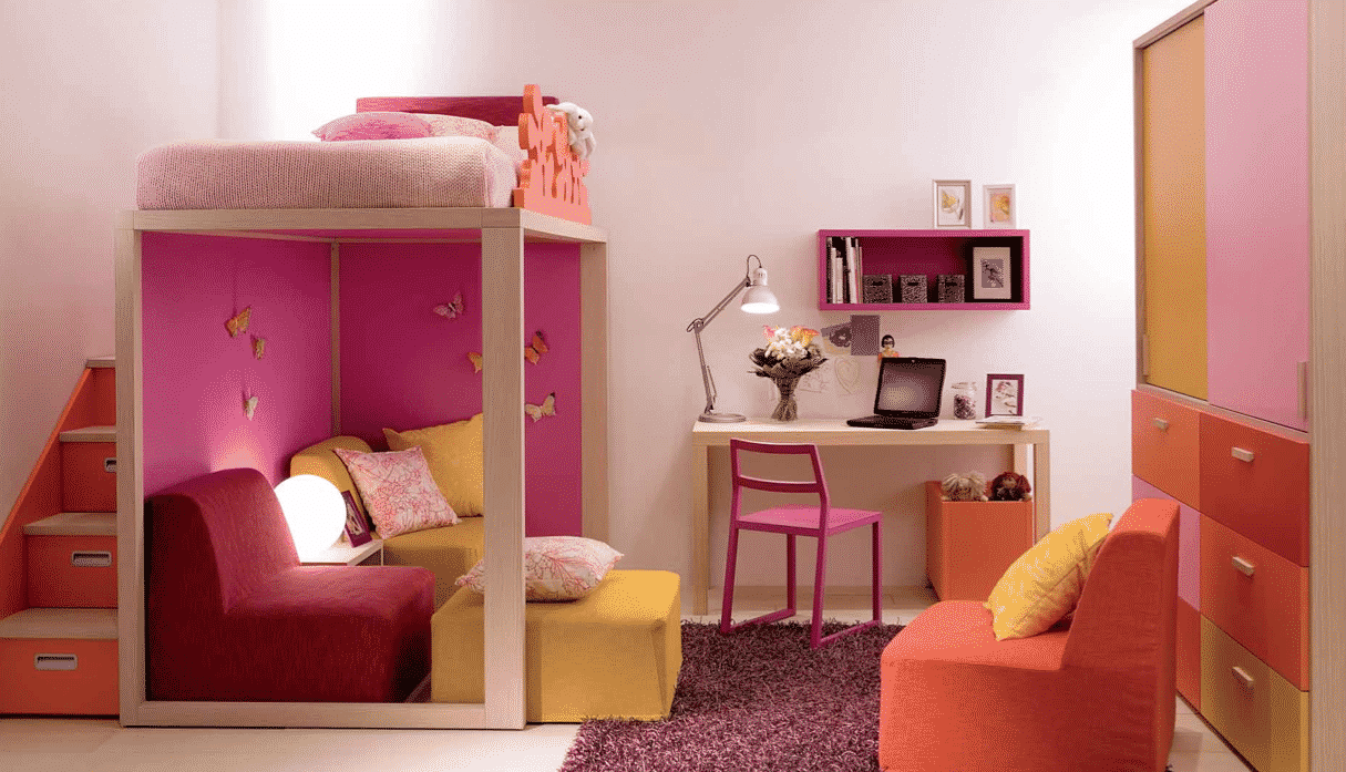 Nice 21 Modern Kids Furniture Ideas Designs DesignBump