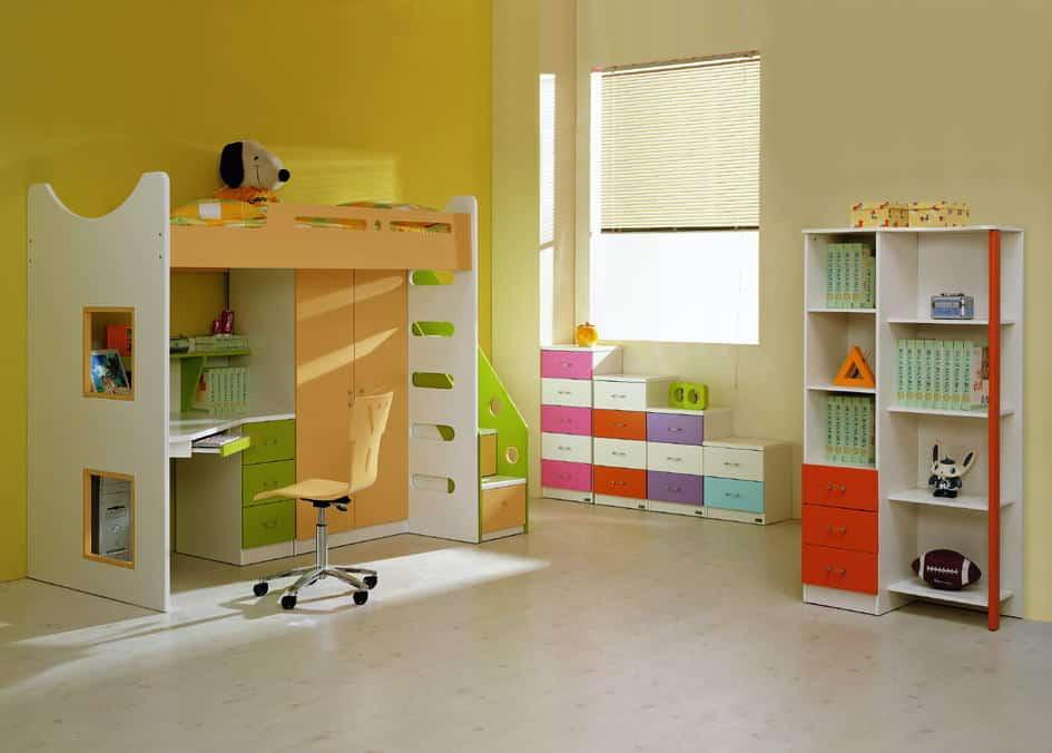 21 Modern Kids Furniture Ideas Designs DesignBump
