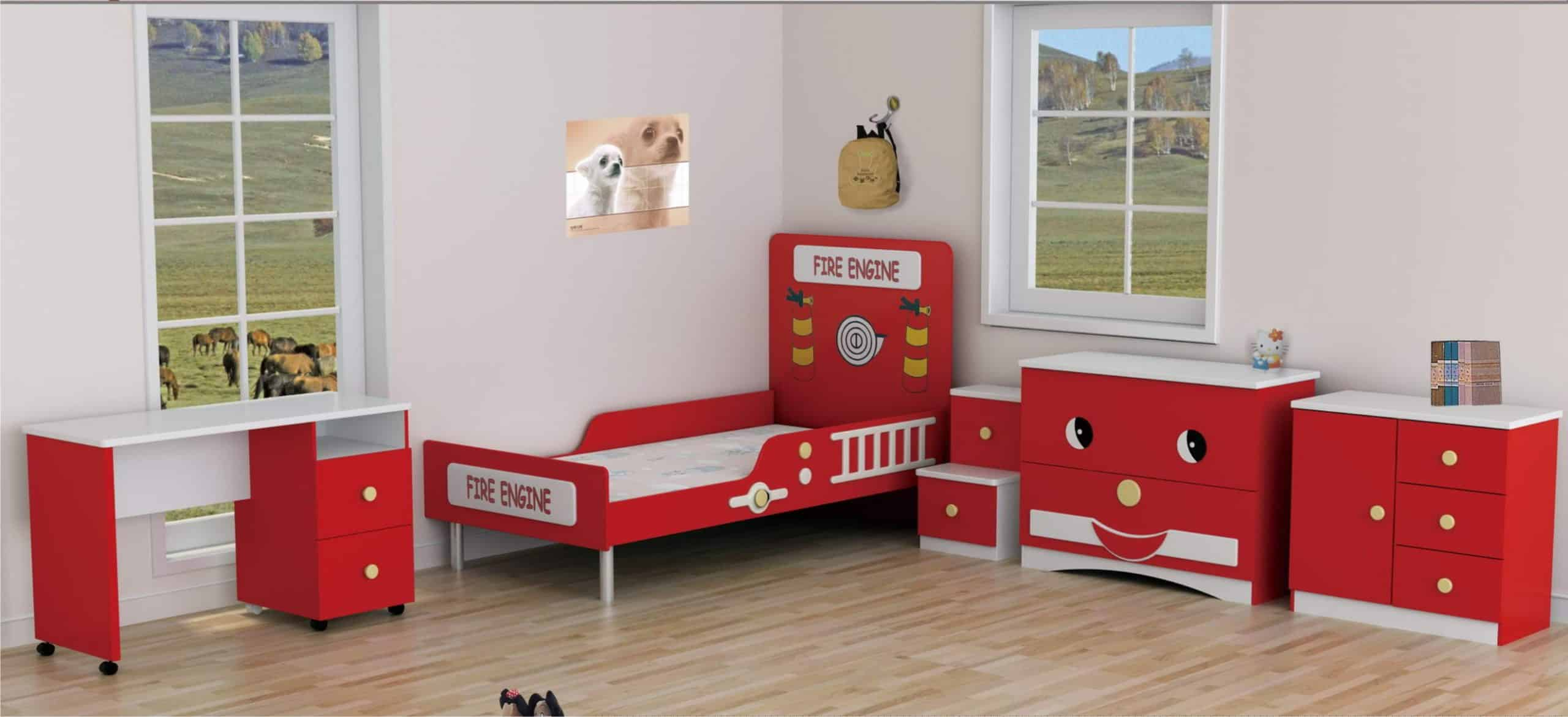 21 modern kids furniture ideas designs designbump. Black Bedroom Furniture Sets. Home Design Ideas