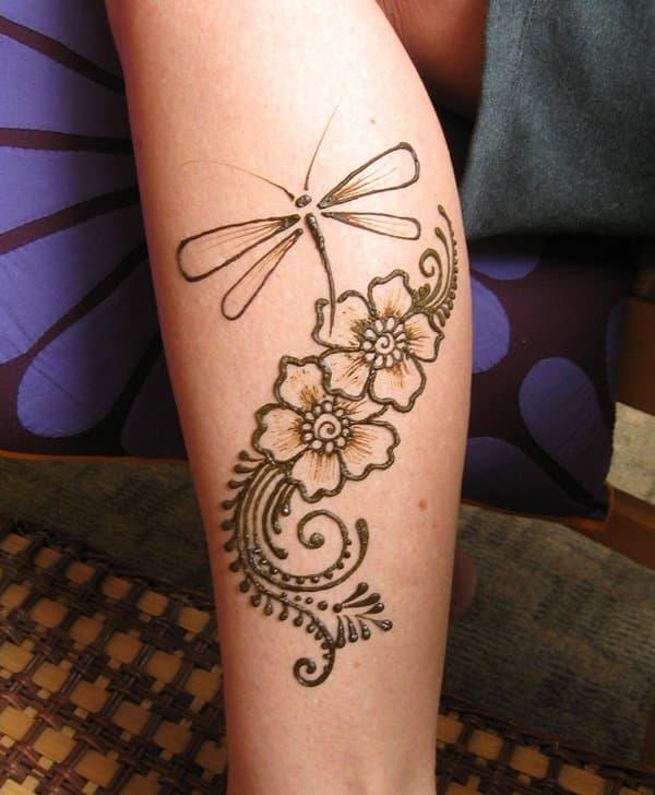 63 Beautiful Dragonfly Tattoo Designs -DesignBump