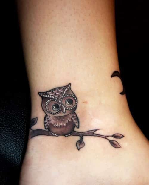 43 sexy ankle tattoo ideas designbump