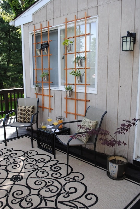 Herb Garden Outdoor Balcony
