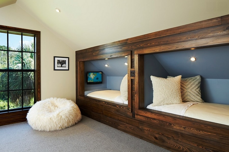 20 Rustic Bedroom Designs, Top Rustic Living Spaces - DesignBump