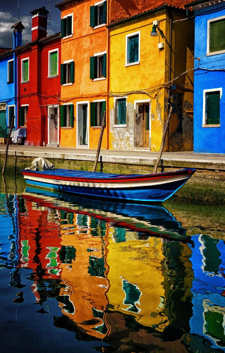 10 Vibrant And Colorful Cities Around The World That Will