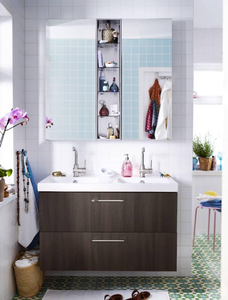 Photo Gallery Of Ikea Bathrooms