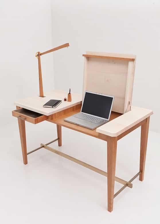 Innovative Woodworking Plans Corner Desk