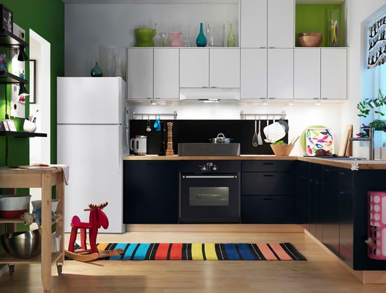 24 amazing small kitchen design ideas designbump - Idea Kitchen Design