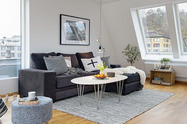 15 Inspiring Scandinavian Living Rooms DesignBump